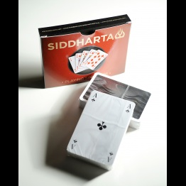Siddharta playing cards set
