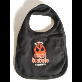 Kids Bib Angel Front