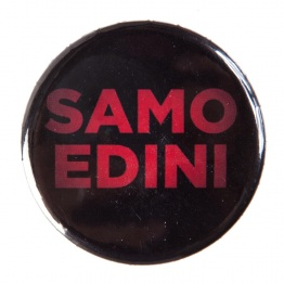Edini Badge Red